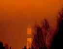 """Nga """"mất mặt"""" vì tên lửa Antey-2500 rơi ngay sau khi phóng thử"""