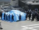 Nhật phát hiện máy bay chứa phóng xạ trên nóc dinh Thủ tướng