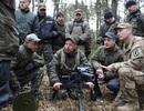 Lầu Năm góc bác cáo buộc binh sĩ Mỹ trong vùng chiến sự Ukraine