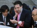"""Triều Tiên dọa Đại sứ Mỹ về """"bất hạnh lớn"""""""