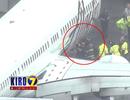 """Máy bay Mỹ hạ cánh khẩn cấp vì có người """"ngủ quên"""" trong khoang chứa hàng"""