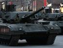 Trung Quốc muốn sở hữu siêu tăng Armata của Nga