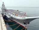 Báo Ấn Độ: Trung Quốc đang âm thầm đóng 4 tàu sân bay
