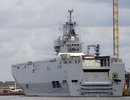 """Nga khiển trách quan chức lộ tin """"hủy thương vụ tàu Mistral"""""""