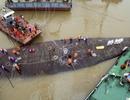 Hết hy vọng còn người sống sót, Trung Quốc lật tàu chìm