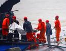 Tàu Trung Quốc gặp lốc xoáy, đột ngột chuyển hướng 108 độ trước khi chìm