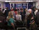 Văn phòng họp báo Nhà Trắng sơ tán vì bị dọa bom