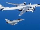 Mỹ tố máy bay Nga áp sát 4 chiến hạm NATO