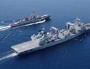 Trung - Nga tập trận chung tại Biển Hoa Đông