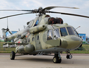 Hợp đồng mới Nga - Belarus: 12 trực thăng quân sự Mi-8MTV-5