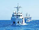 Ba tàu tuần tra Trung Quốc xâm nhập vùng biển tranh chấp với Nhật