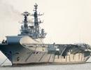 Mỹ giúp Ấn Độ phát triển hạm đội tàu sân bay