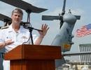 """Mỹ sẽ tiếp tục tuần tra ngăn """"đụng độ bất ngờ"""" trên Biển Đông"""