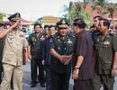 Thủ tướng Campuchia họp bất thường 5.000 quan chức quân sự