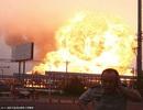 Trung Quốc: Nhà máy hoá dầu nổ như bom