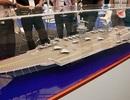 Trung Quốc trầm trồ trước thiết kế tàu sân bay mới của Nga