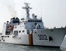 Cảnh sát biển Hàn Quốc cứu 5 ngư dân Việt Nam trôi dạt nhiều giờ trên biển