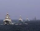 Nga - Trung tập trận đổ bộ trên biển Nhật Bản