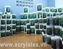 """Sơn Acrylatex: """"Thổi hồn"""" cho những công trình xanh"""