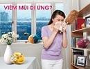 Phiền toái như bệnh viêm mũi dị ứng
