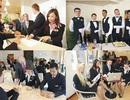 Sinh viên HTMi, Thụy Sĩ học và thực hành kiếm tiền thế nào