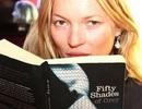 Siêu mẫu Kate Moss đọc truyện khiêu dâm kêu gọi quyên góp từ thiện