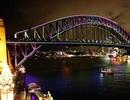 Cầu cảng Sydney trở thành tác phẩm nghệ thuật tương tác lớn nhất thế giới