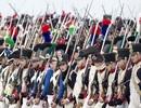 Hơn 6.000 người tham gia tái hiện trận đại bại của Napoleon