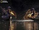 Ảnh chài lưới của Việt Nam lọt top ảnh đẹp trên báo Mỹ