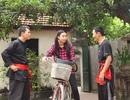 Hoa khôi Quảng Ninh Trương Tùng Lan đóng phim hài võ thuật