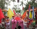 Khai hội đền thờ Nữ tình báo đầu tiên trong chính sử Việt Nam