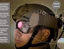 Mũ bảo hiểm giúp lính bắn trúng mục tiêu