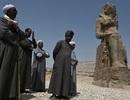 Tìm thấy hai bức tượng 3.400 tuổi của pharaông Ai Cập