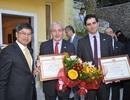 Lễ ra mắt Hội đồng Kinh doanh Hy lạp - Việt Nam