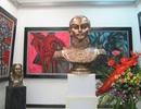 """Triển lãm """"khủng"""" của nhà điêu khắc Lê Đình Quỳ"""