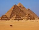 Người Ai Cập cổ đã vận chuyển đá xây kim tự tháp như thế nào?