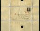 Lộ diện con tem bưu chính đầu tiên trên thế giới