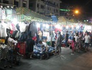 Chợ đêm Cà Mau hút khách ngày cuối năm