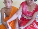 Nghi vấn hai chú tiểu bị bạo hành trong chùa