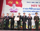 Bạc Liêu đón nhận Huân chương Độc lập hạng Nhất
