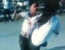 Đình chỉ học 10 ngày hai nữ sinh đánh nhau náo loạn trên cầu