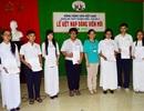Nhiều học sinh được kết nạp Đảng trước kỳ thi THPT quốc gia