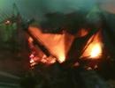 Tiệm vàng phát hỏa, lửa lan rộng thiêu rụi 12 căn nhà