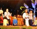 Dân vũ, dân nhạc trình làng cùng dân ca