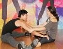 Giải vàng siêu mẫu Hữu Long miệt mài tập Bước nhảy hoàn vũ