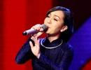 """Nghe ca khúc dân ca khiến khán giả """"X-Factor Việt"""" lặng đi..."""