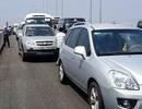 Xử lý kịp thời 2 sự cố gây ùn tắc trên cao tốc Long Thành