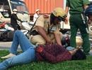 Gây tai nạn, 2 người đàn ông bỏ mặc nạn nhân cho… CSGT