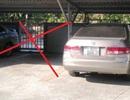 Truy xét vụ mất ô tô kỳ lạ ở bãi xe chung cư