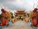 Đền thờ Tổ của danh hài Hoài Linh tấp nập ngày mở cửa